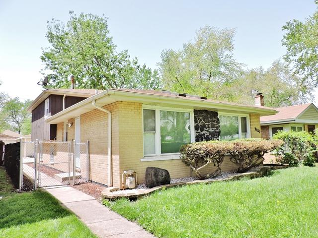 12902 S Eggleston Avenue, Chicago, IL 60628 (MLS #10416267) :: John Lyons Real Estate