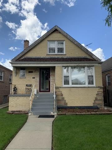 7120 S Spaulding Avenue, Chicago, IL 60629 (MLS #10416420) :: The Perotti Group | Compass Real Estate