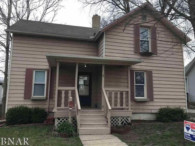 806 E Monroe Street, Bloomington, IL 61701 (MLS #10416512) :: The Perotti Group | Compass Real Estate