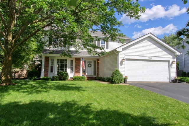 1166 Donegal Lane, Barrington, IL 60010 (MLS #10416531) :: The Jacobs Group