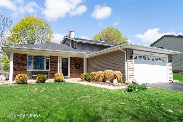3740 Winding Trail Lane, Hoffman Estates, IL 60192 (MLS #10416535) :: Angela Walker Homes Real Estate Group