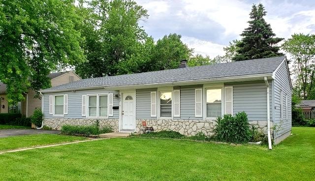 607 Glen Avenue, Romeoville, IL 60446 (MLS #10416547) :: The Wexler Group at Keller Williams Preferred Realty