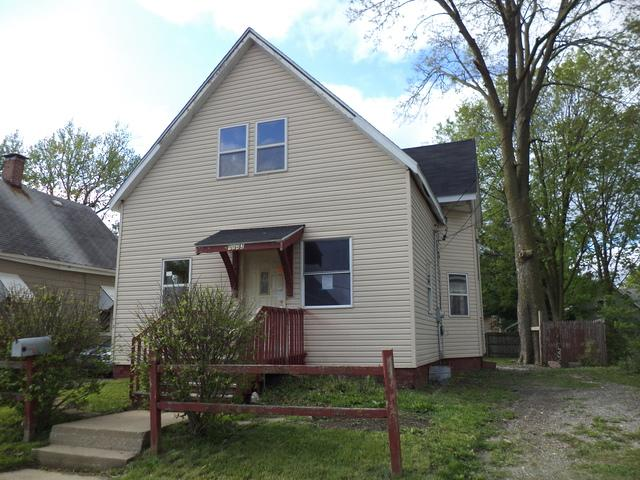 1113 W Mill Street W, Bloomington, IL 61701 (MLS #10416604) :: The Perotti Group | Compass Real Estate
