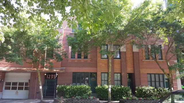 1235 W George Street #214, Chicago, IL 60657 (MLS #10416623) :: John Lyons Real Estate