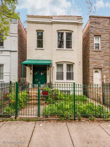 3506 W Le Moyne Street, Chicago, IL 60651 (MLS #10416639) :: Domain Realty