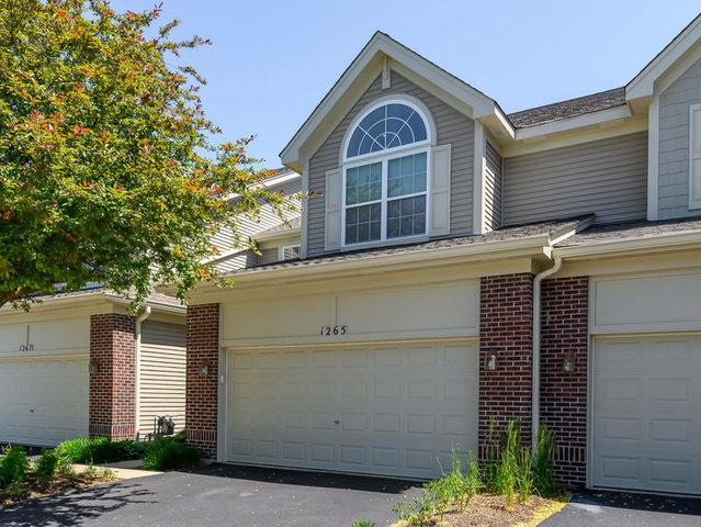 1265 Townes Circle, Aurora, IL 60502 (MLS #10416776) :: The Perotti Group | Compass Real Estate