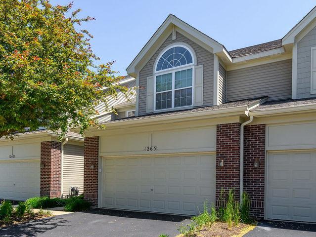 1265 Townes Circle, Aurora, IL 60502 (MLS #10416776) :: Baz Realty Network | Keller Williams Elite