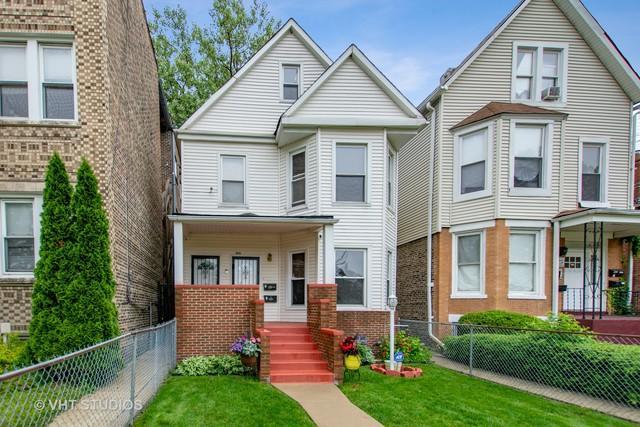 9046 S Dauphin Avenue, Chicago, IL 60619 (MLS #10416814) :: Ani Real Estate