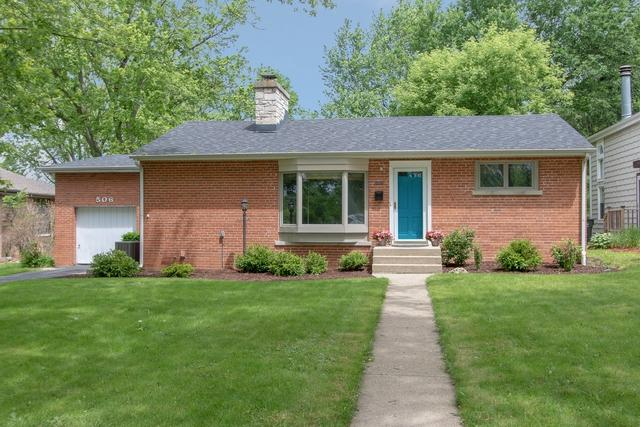 506 W Sunset Road, Mount Prospect, IL 60056 (MLS #10416820) :: The Dena Furlow Team - Keller Williams Realty