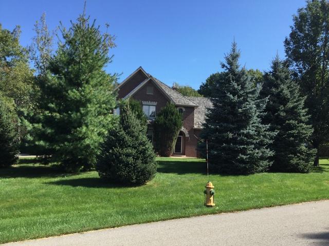 5562 Hilltop Lane, Libertyville, IL 60048 (MLS #10416833) :: Helen Oliveri Real Estate