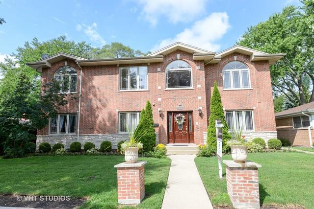 8526 Monticello Avenue, Skokie, IL 60076 (MLS #10416837) :: The Perotti Group | Compass Real Estate