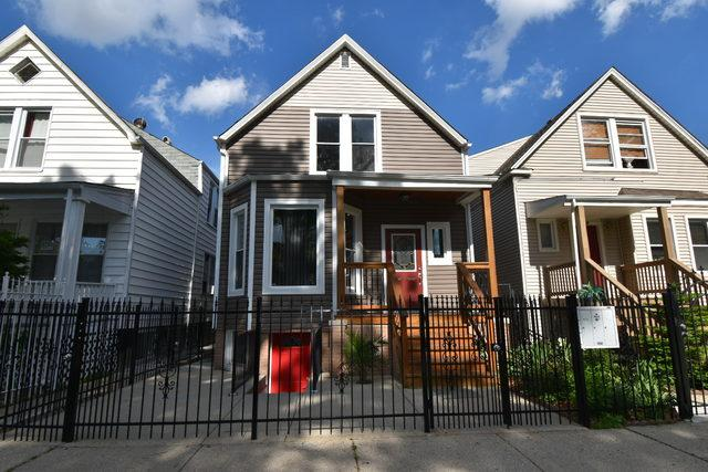 1617 N Harding Avenue, Chicago, IL 60647 (MLS #10416849) :: Property Consultants Realty