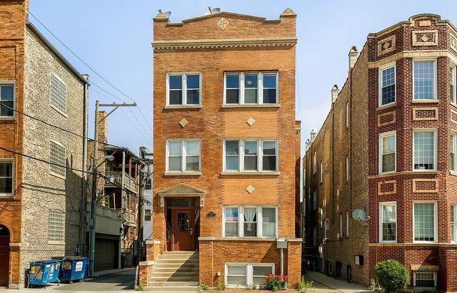 2346 W Augusta Boulevard 3F, Chicago, IL 60622 (MLS #10416910) :: Ryan Dallas Real Estate