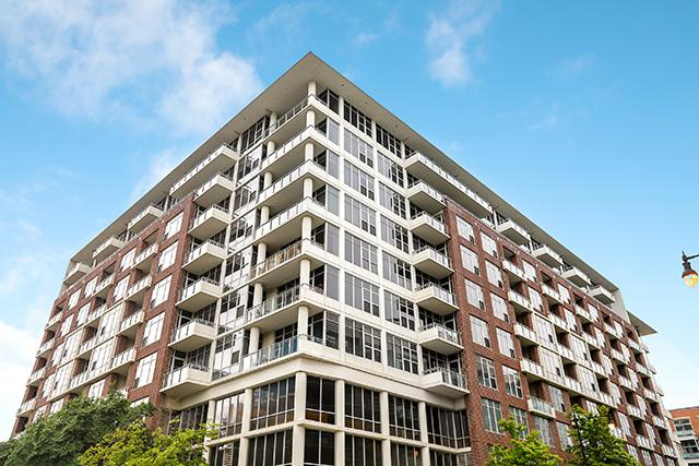 901 W Madison Street #910, Chicago, IL 60607 (MLS #10416933) :: John Lyons Real Estate