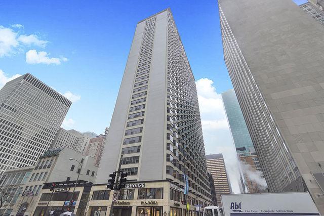 535 N Michigan Avenue #2903, Chicago, IL 60611 (MLS #10416964) :: Baz Realty Network | Keller Williams Elite