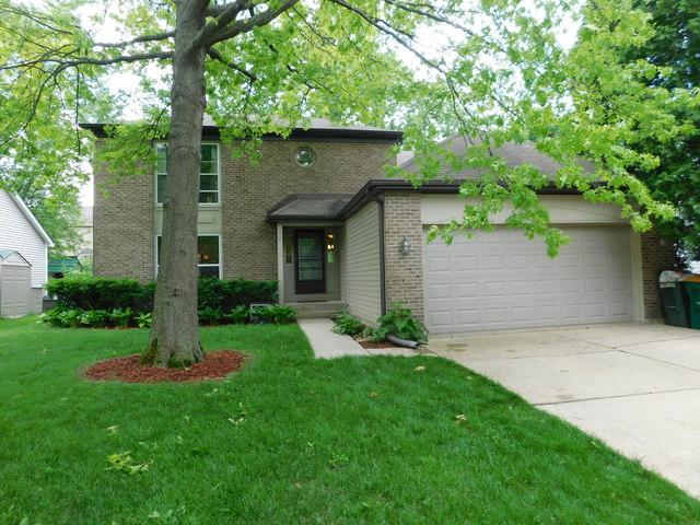 309 Gardenia Lane, Buffalo Grove, IL 60089 (MLS #10417004) :: The Perotti Group | Compass Real Estate