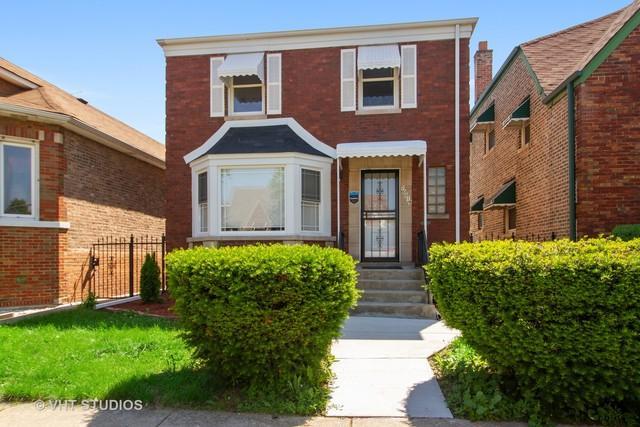 10019 S Prairie Avenue, Chicago, IL 60628 (MLS #10417084) :: Angela Walker Homes Real Estate Group