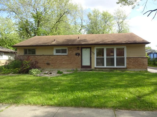 133 Well Street, Park Forest, IL 60466 (MLS #10417154) :: BNRealty