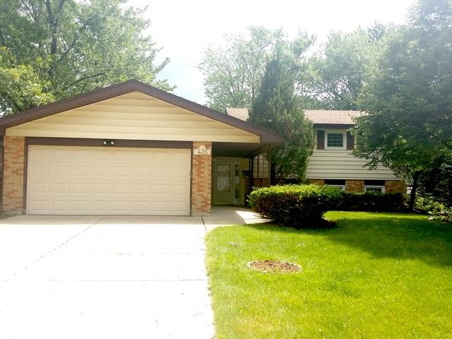 435 W Newport Road, Hoffman Estates, IL 60169 (MLS #10417197) :: Angela Walker Homes Real Estate Group
