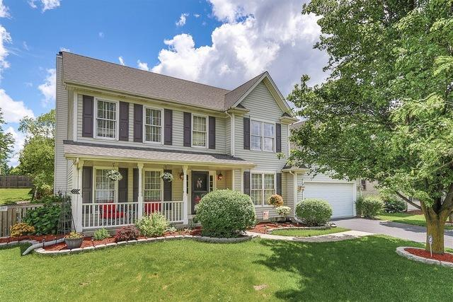 1317 Winterberry Court, North Aurora, IL 60542 (MLS #10417243) :: Property Consultants Realty