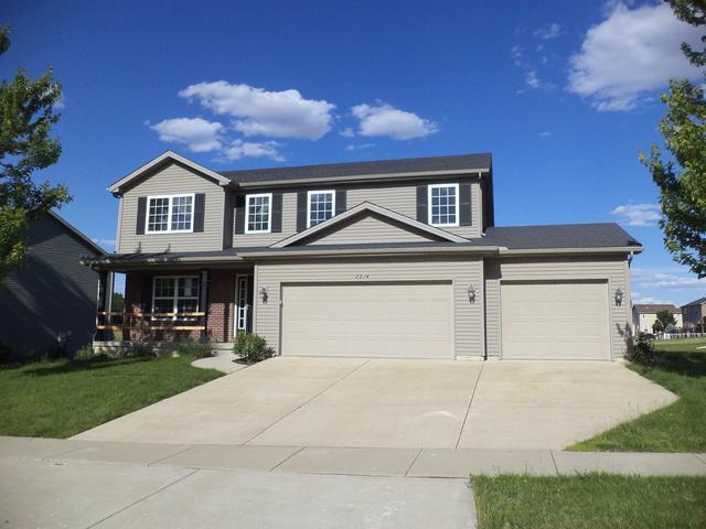 2214 Savanna Road, Bloomington, IL 61705 (MLS #10417255) :: Berkshire Hathaway HomeServices Snyder Real Estate