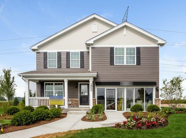 109 Linden Drive, Oswego, IL 60543 (MLS #10417258) :: John Lyons Real Estate