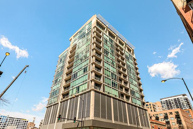 700 W Van Buren Street #702, Chicago, IL 60607 (MLS #10417259) :: John Lyons Real Estate