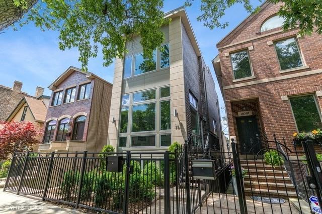 2010 N Hoyne Avenue, Chicago, IL 60647 (MLS #10417299) :: Angela Walker Homes Real Estate Group