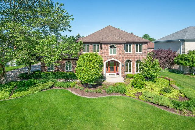 14350 Wooded Path Lane, Orland Park, IL 60462 (MLS #10417352) :: The Perotti Group | Compass Real Estate