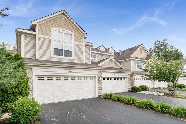 416 Vaughn Circle, Aurora, IL 60502 (MLS #10417354) :: Baz Realty Network | Keller Williams Elite