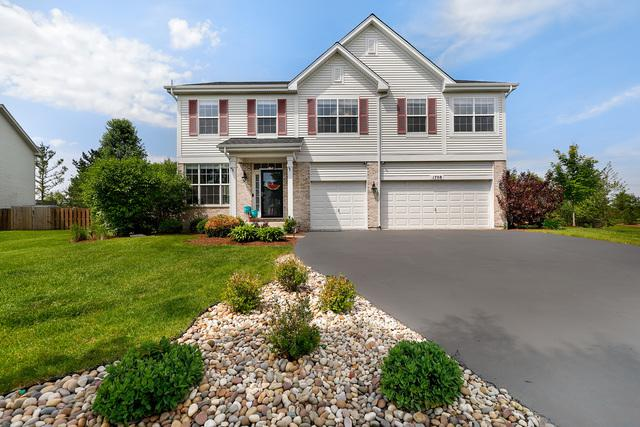 1708 S Fallbrook Drive, Round Lake, IL 60073 (MLS #10417381) :: Property Consultants Realty