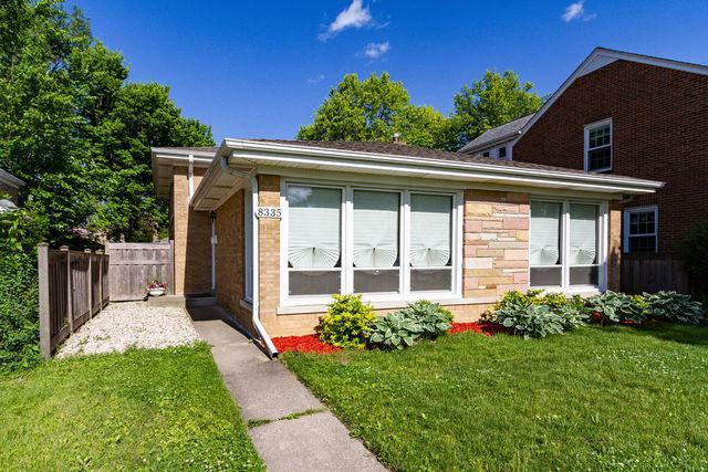 8335 Karlov Avenue, Skokie, IL 60076 (MLS #10417448) :: The Perotti Group | Compass Real Estate