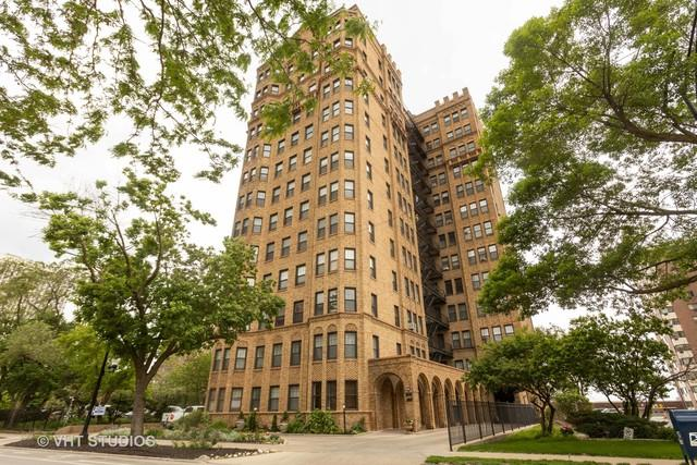 7321 S South Shore Drive 11A, Chicago, IL 60649 (MLS #10417456) :: The Perotti Group | Compass Real Estate