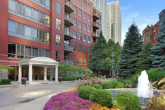 400 N Clinton Street #407, Chicago, IL 60654 (MLS #10417477) :: John Lyons Real Estate