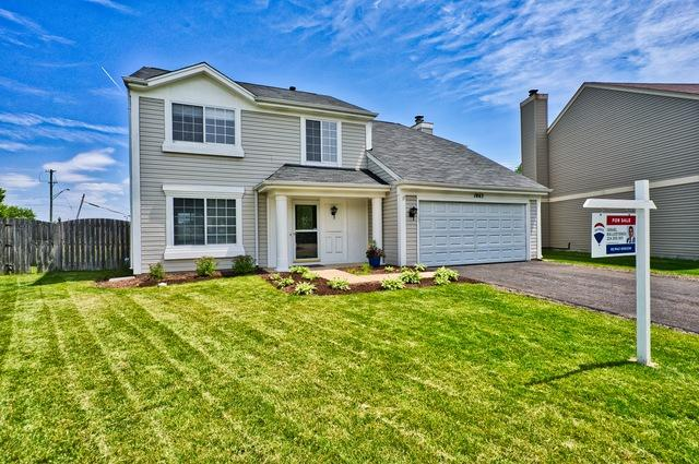 1063 Scarlet Oak Circle, Aurora, IL 60506 (MLS #10417515) :: Property Consultants Realty