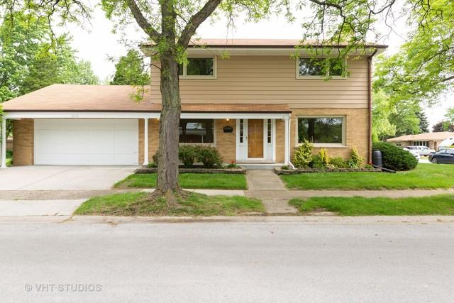 18758 Carson Drive, Homewood, IL 60430 (MLS #10417617) :: The Wexler Group at Keller Williams Preferred Realty