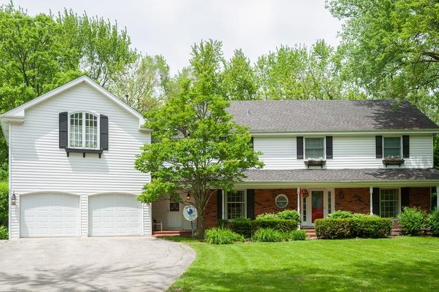 46 Thomas Place, Lake Forest, IL 60045 (MLS #10417625) :: Helen Oliveri Real Estate