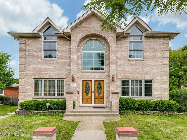 4212 Howard Street, Skokie, IL 60076 (MLS #10417687) :: The Perotti Group | Compass Real Estate