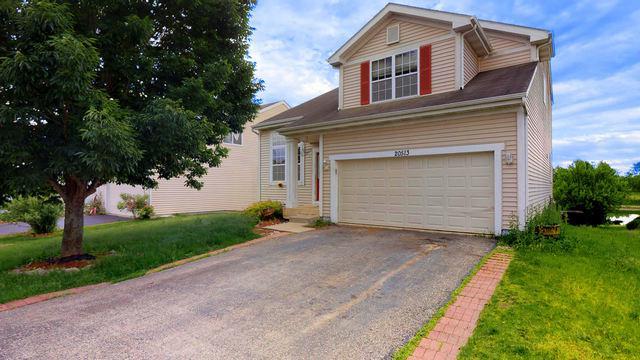 20513 Erie Court, Crest Hill, IL 60403 (MLS #10417693) :: Angela Walker Homes Real Estate Group