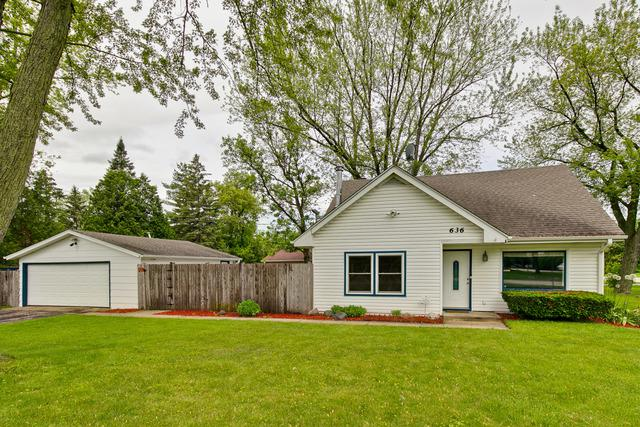636 Estes Street, Gurnee, IL 60031 (MLS #10417727) :: The Perotti Group | Compass Real Estate