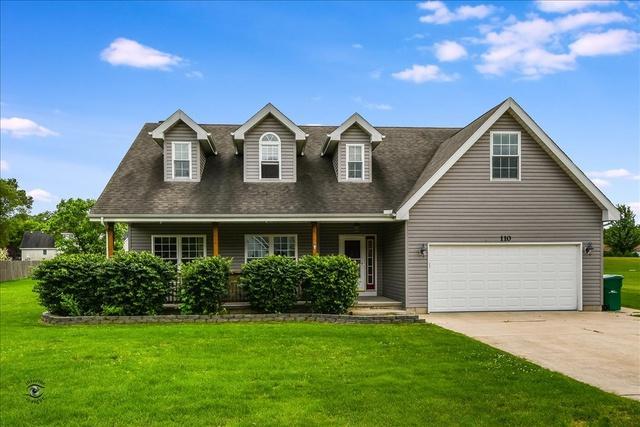 110 Prairie Drive, Essex, IL 60935 (MLS #10417826) :: John Lyons Real Estate