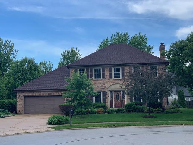 1809 Slippery Rock Court, Naperville, IL 60565 (MLS #10417855) :: Baz Realty Network | Keller Williams Elite