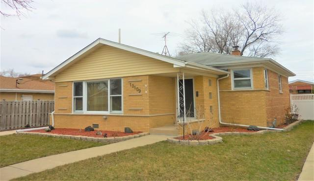 10109 Maple Avenue, Oak Lawn, IL 60453 (MLS #10417870) :: The Wexler Group at Keller Williams Preferred Realty