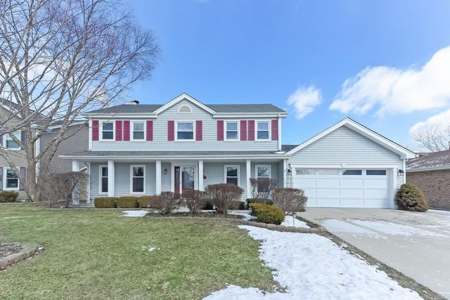 616 E Independence Court, Arlington Heights, IL 60005 (MLS #10417873) :: Helen Oliveri Real Estate