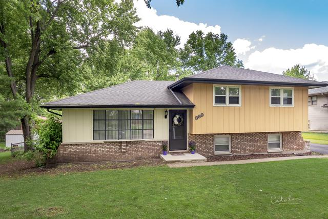 889 Helen Avenue, South Elgin, IL 60177 (MLS #10417905) :: The Perotti Group | Compass Real Estate