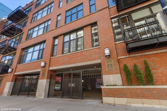 333 W Hubbard Street #502, Chicago, IL 60654 (MLS #10417977) :: John Lyons Real Estate