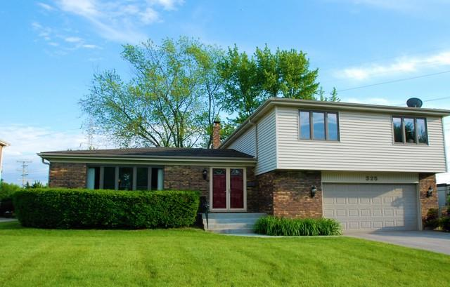 325 W Waverly Court, Arlington Heights, IL 60004 (MLS #10418001) :: Helen Oliveri Real Estate
