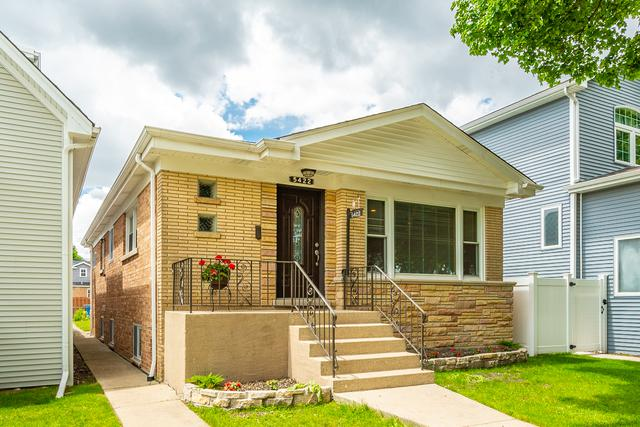 5422 N Mont Clare Avenue, Chicago, IL 60656 (MLS #10418004) :: The Perotti Group | Compass Real Estate