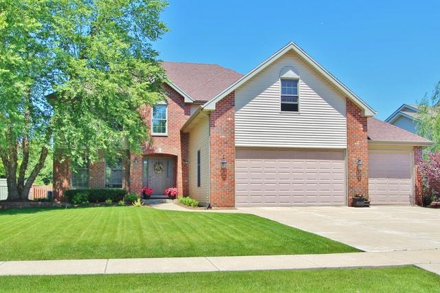 1108 Callaway Drive W, Shorewood, IL 60404 (MLS #10418026) :: The Wexler Group at Keller Williams Preferred Realty