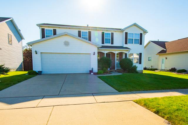 1603 Whitmer Court, Bloomington, IL 61704 (MLS #10418035) :: The Perotti Group | Compass Real Estate